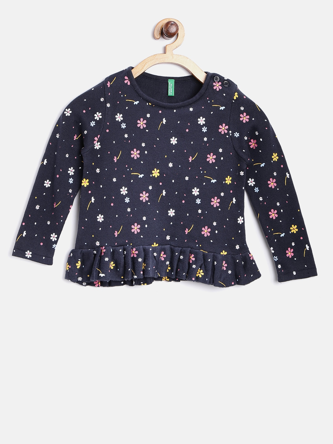e3bb900f2bd United Colors Of Benetton Sweaters - Buy United Colors Of Benetton Sweaters  Online in India
