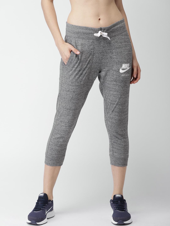 004c86ba9d1cf Grey Capri - Buy Grey Capri online in India