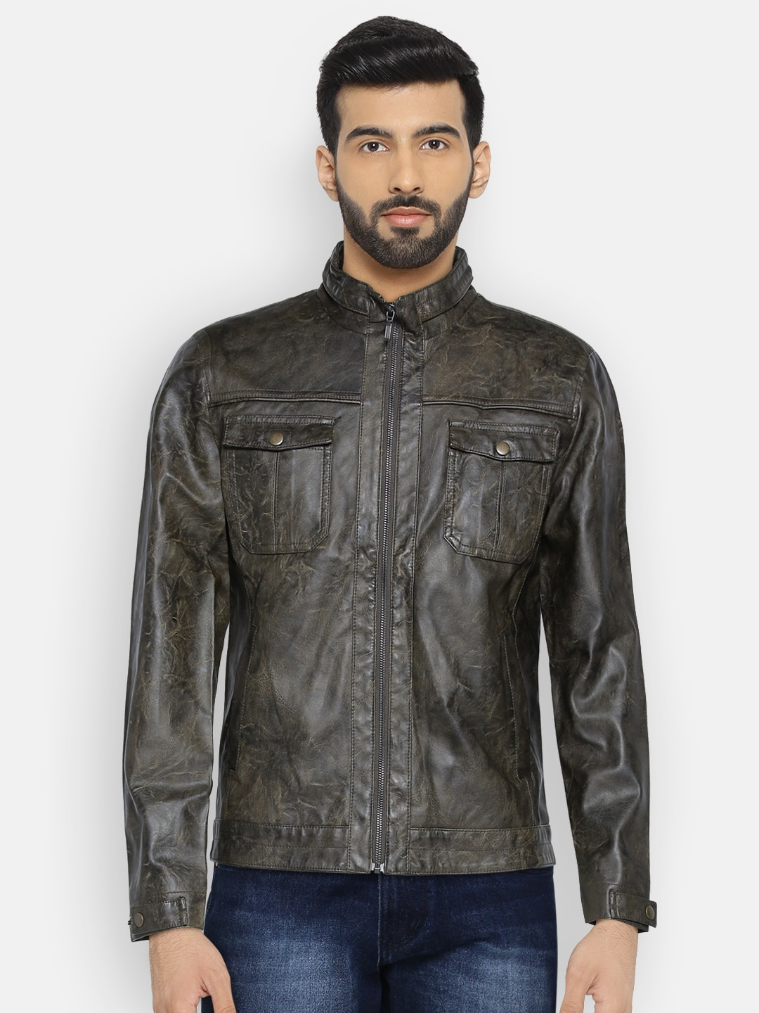 1cbf07034e3134 Polyester Jackets - Buy Polyester Jackets Online in India