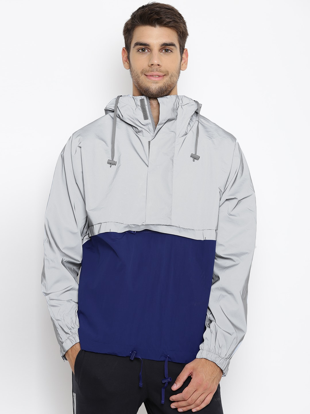 3de31d33369e Adidas Men Hooded Jackets - Buy Adidas Men Hooded Jackets online in India