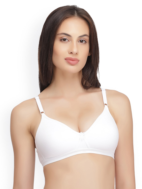 3dacea58b0 White Bra - Buy White Bra Online in India