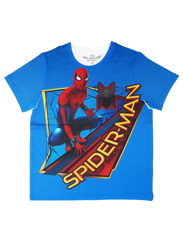 42dc2bb48a6fa0 Spiderman Tshirts - Buy Spiderman Tshirts online in India