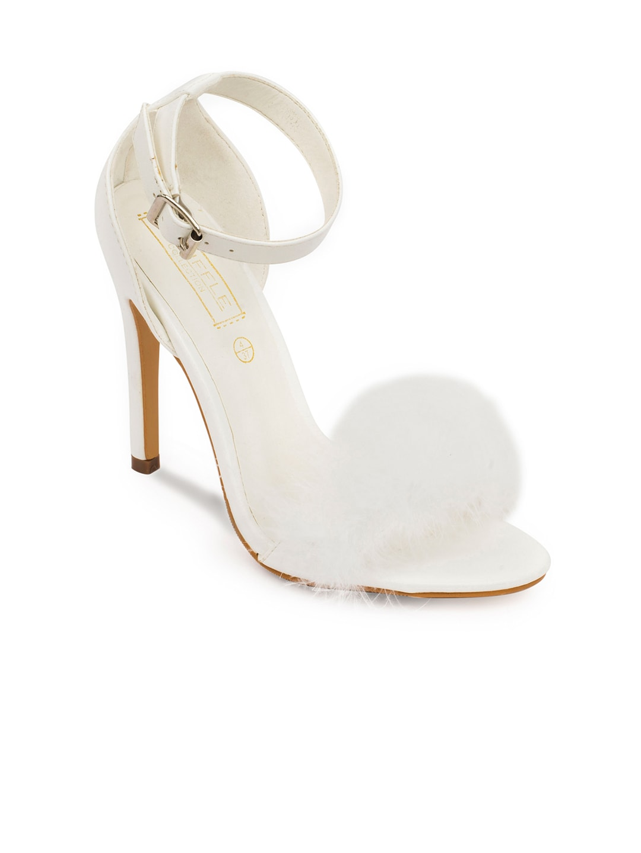 0e701aa66a4 White Heels