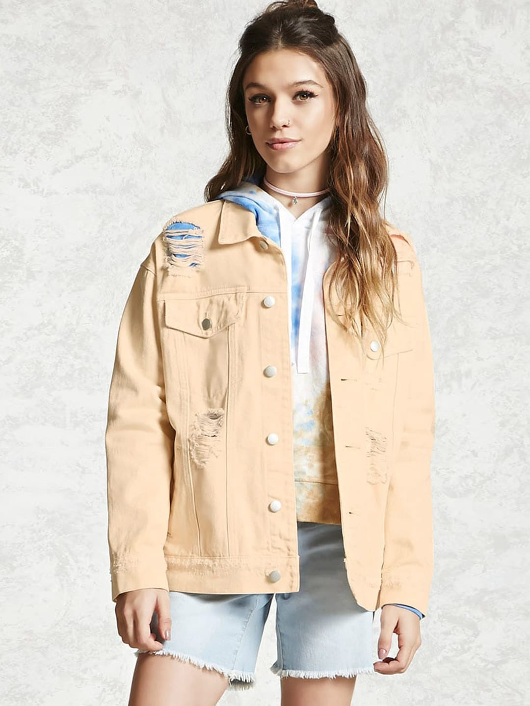 7356a38d1c7 Ss18 Launch Women Color Denim_661814 - Buy Ss18 Launch Women Color  Denim_661814 online in India