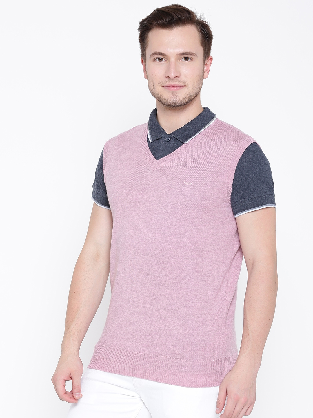Men Sleeveless Sweaters - Buy Men Sleeveless Sweaters online in India