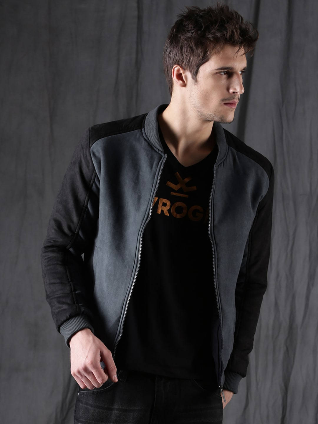 328e73edfd759 Wrogn Casual Jackets - Buy Wrogn Casual Jackets online in India