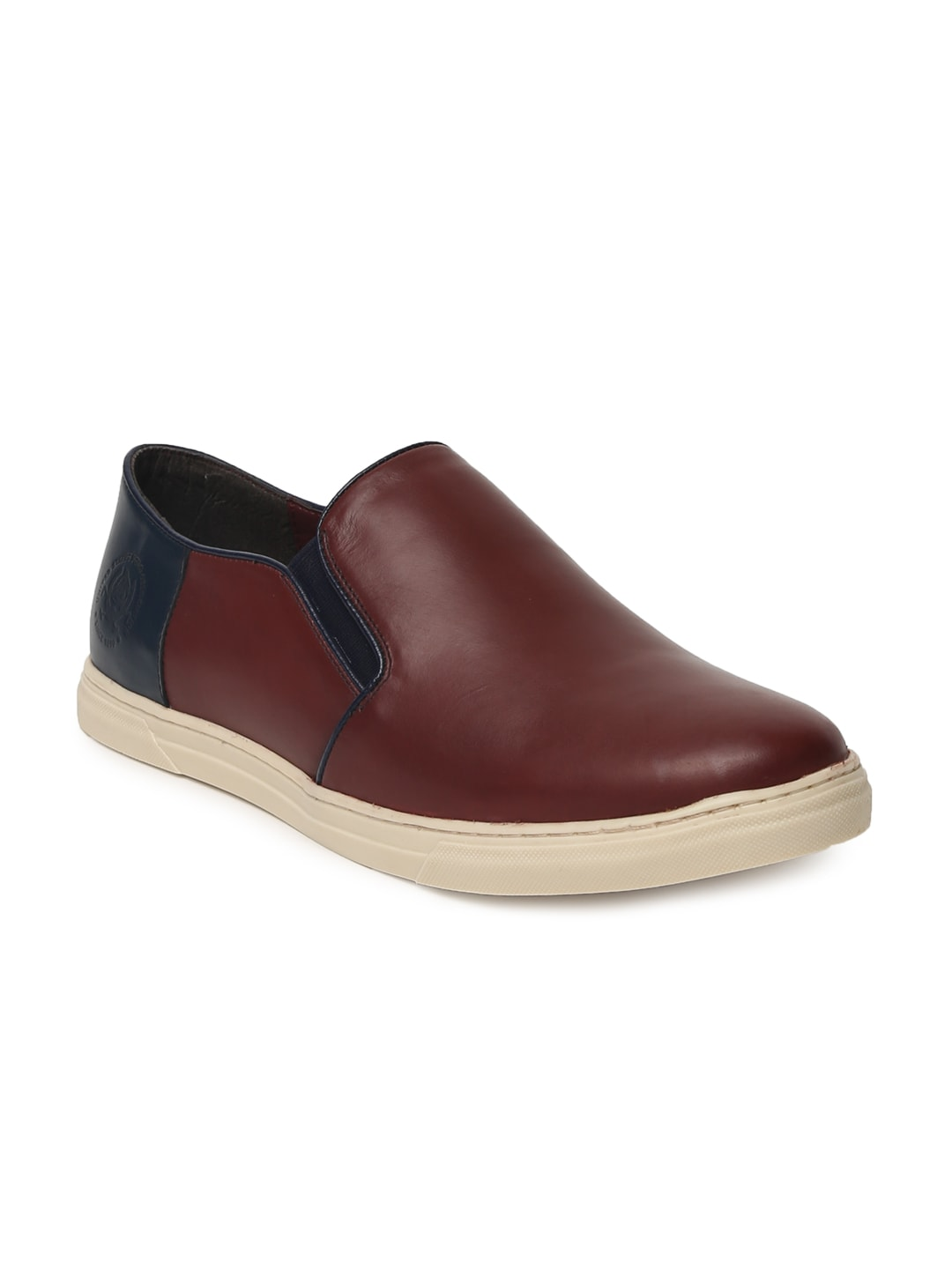 e2ef6a283962 Maroon Casual Shoes - Buy Maroon Casual Shoes Online in India