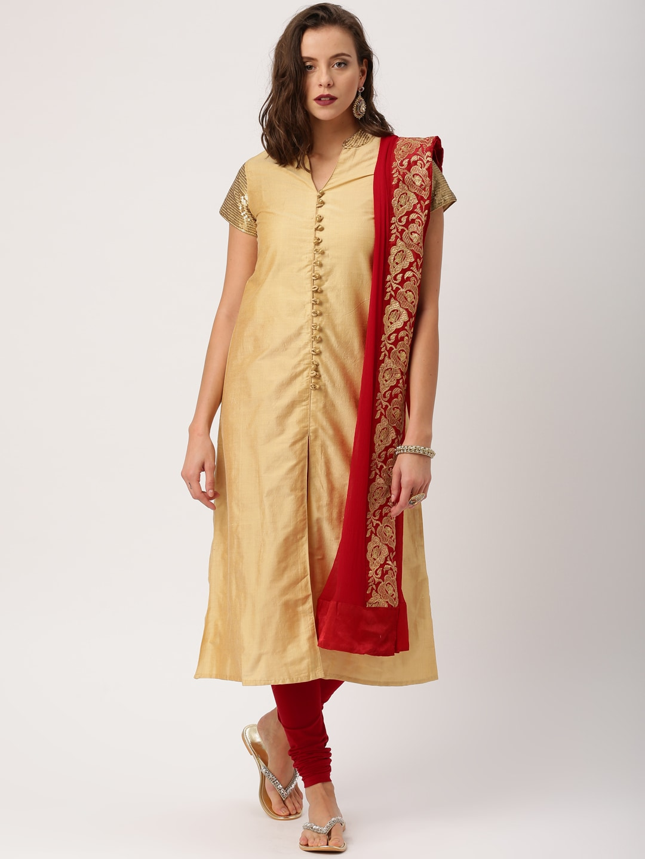 79ee3595c52 Women Georgette Kurta Sets - Buy Women Georgette Kurta Sets online in India