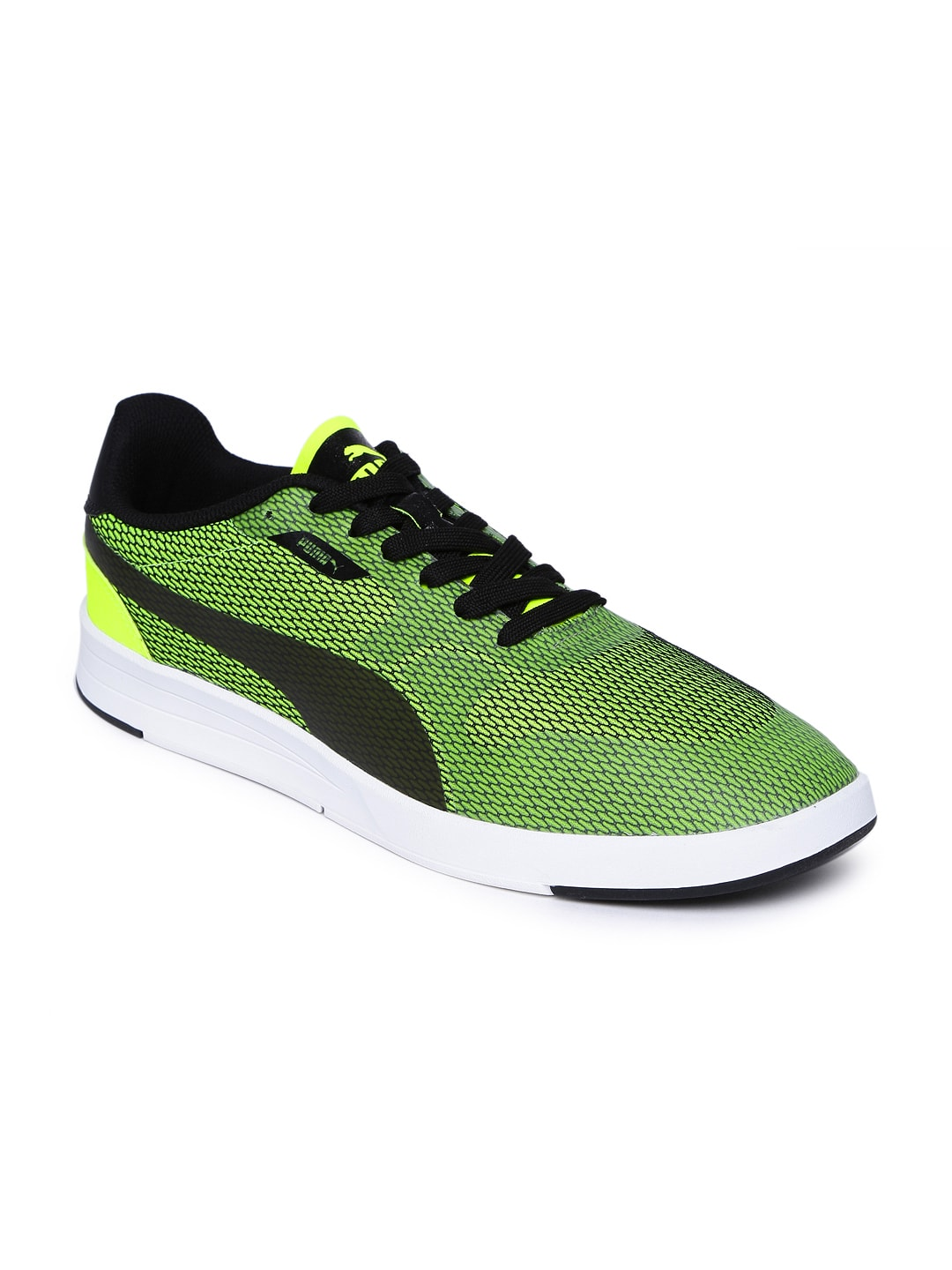 f9aa0fc2e4c435 Puma Men Green Shoes Casual - Buy Puma Men Green Shoes Casual online in  India