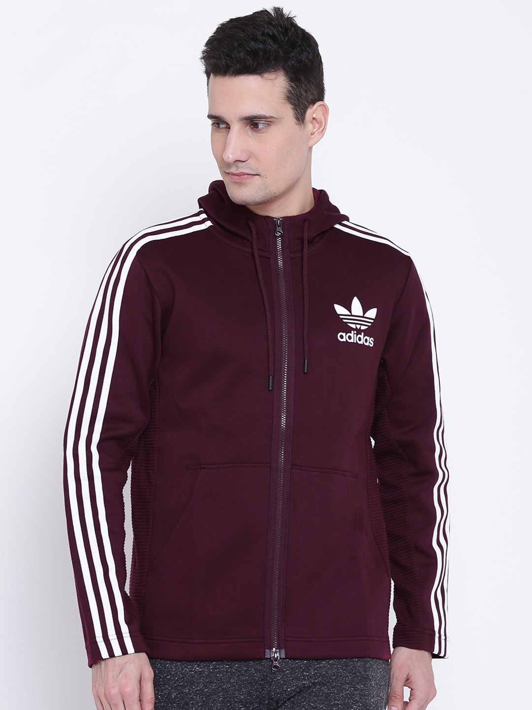 a53728a64933 Adidas Originals Jackets Sweatshirts - Buy Adidas Originals Jackets  Sweatshirts online in India