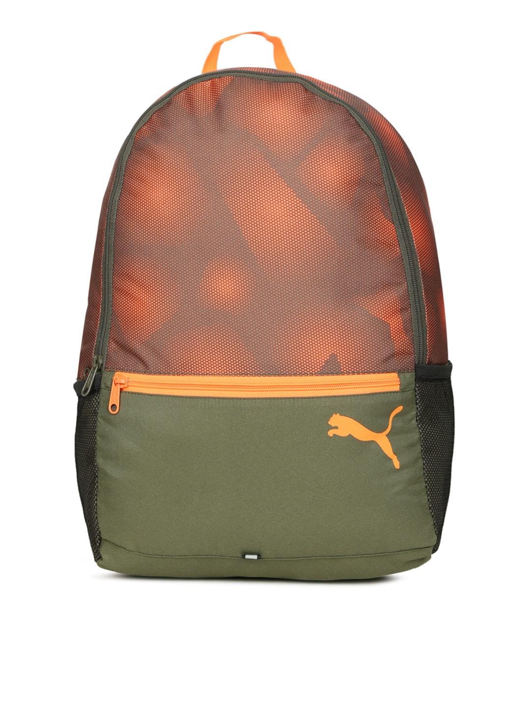34c65f209edb Puma Graphic Backpacks - Buy Puma Graphic Backpacks online in India