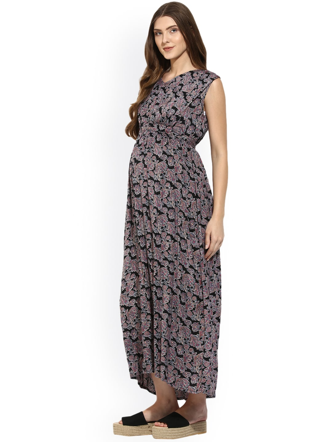 Maternity dresses buy pregnancy dresses online myntra ombrellifo Images