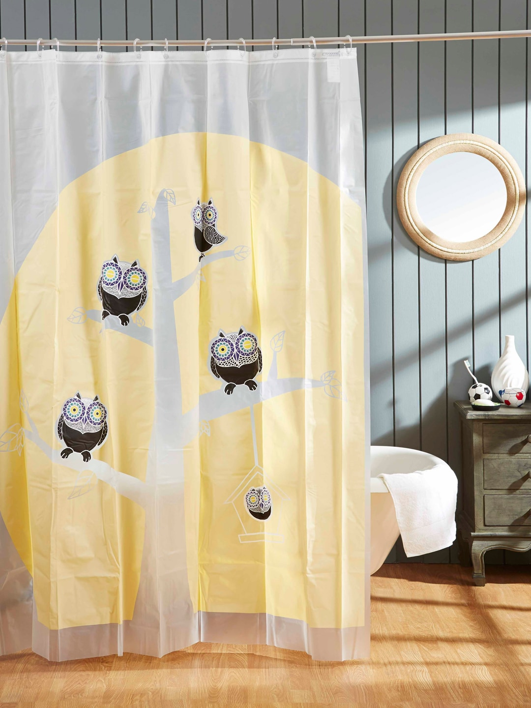 Obsessions Shower Curtains - Buy Obsessions Shower Curtains online in India
