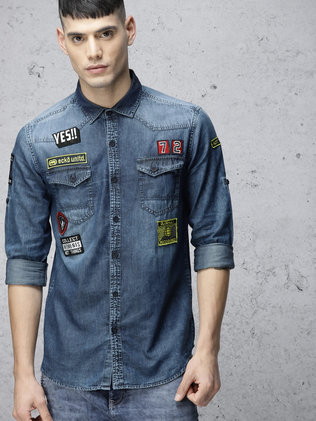 e738534ea81 2 In 1 Shirt - Buy 2 In 1 Shirt online in India