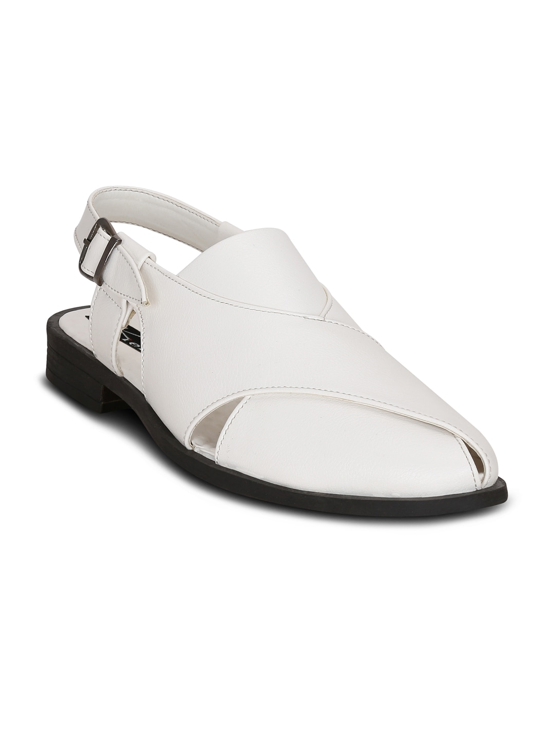 075bc9a60988 White Sandals - Buy White Sandals Online in India