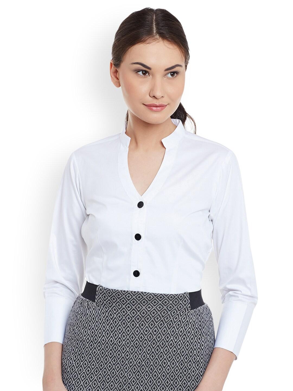 a1879e2fe24f White Shirt For Women - Buy White Shirt For Women online in India