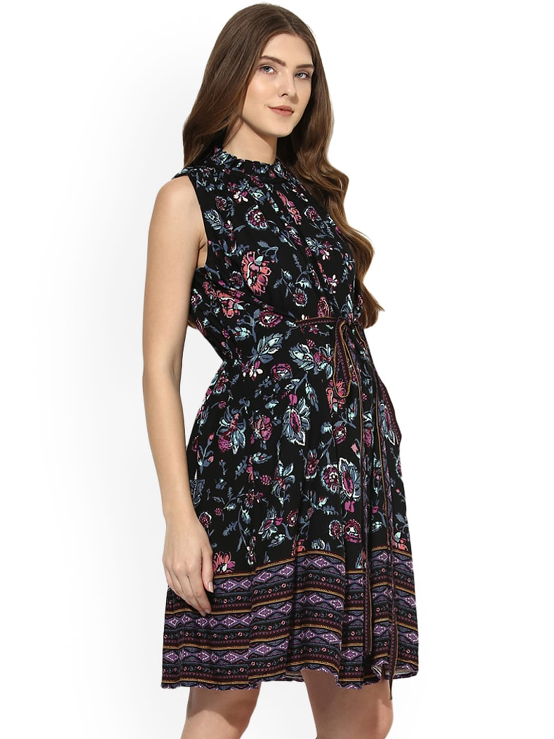 Maternity dresses buy pregnancy dresses online myntra ombrellifo Gallery