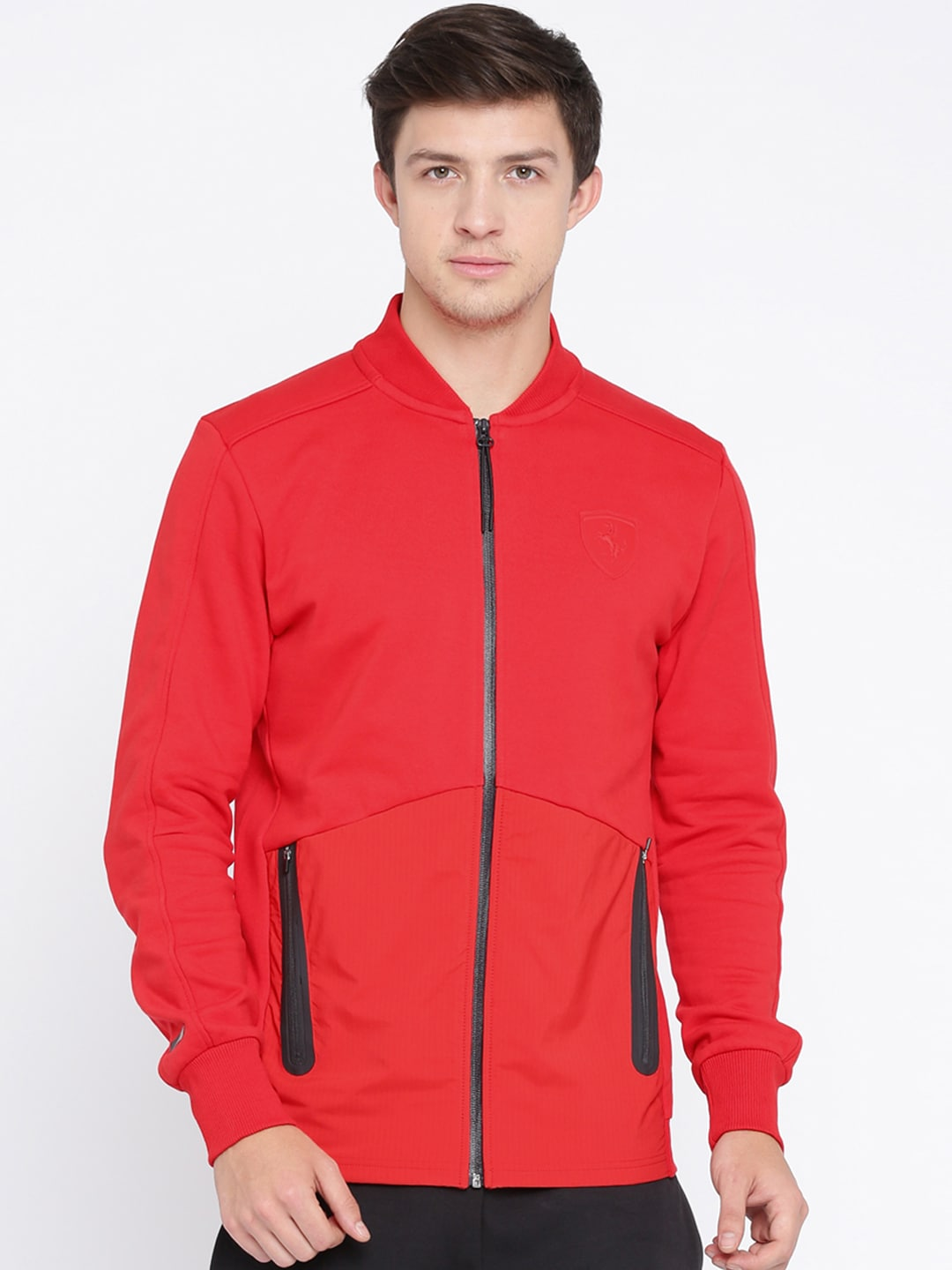 2c216dd7391a2f Puma Red Ferrari Jackets - Buy Puma Red Ferrari Jackets online in India