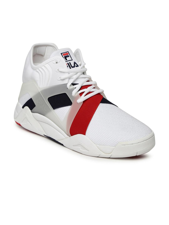 839a523d17de Fila Mid Tops Shoes - Buy Fila Mid Tops Shoes online in India