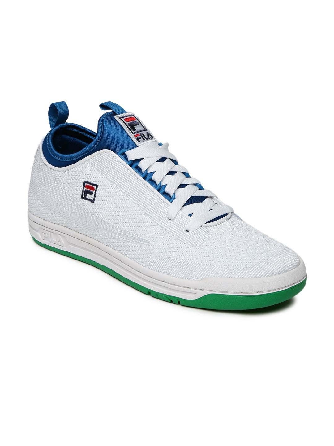 8ff26afa1be9 White Fila Shoes Casual - Buy White Fila Shoes Casual online in India