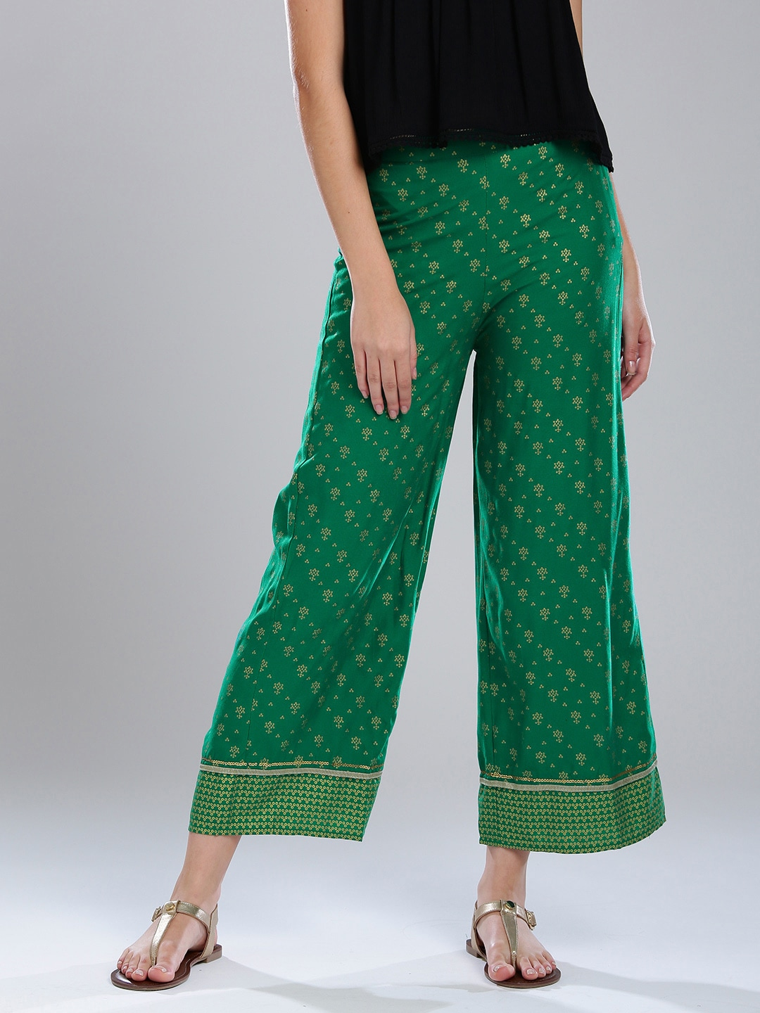 342d9c7ca937 W Palazzos - Buy W Palazzos online in India
