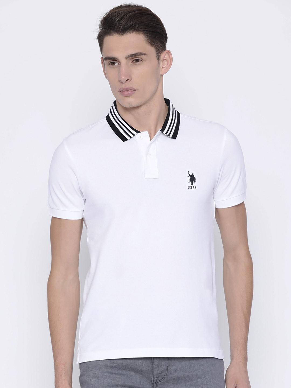 U S Polo T Shirts Buy U S Polo T Shirts For Men Women Myntra