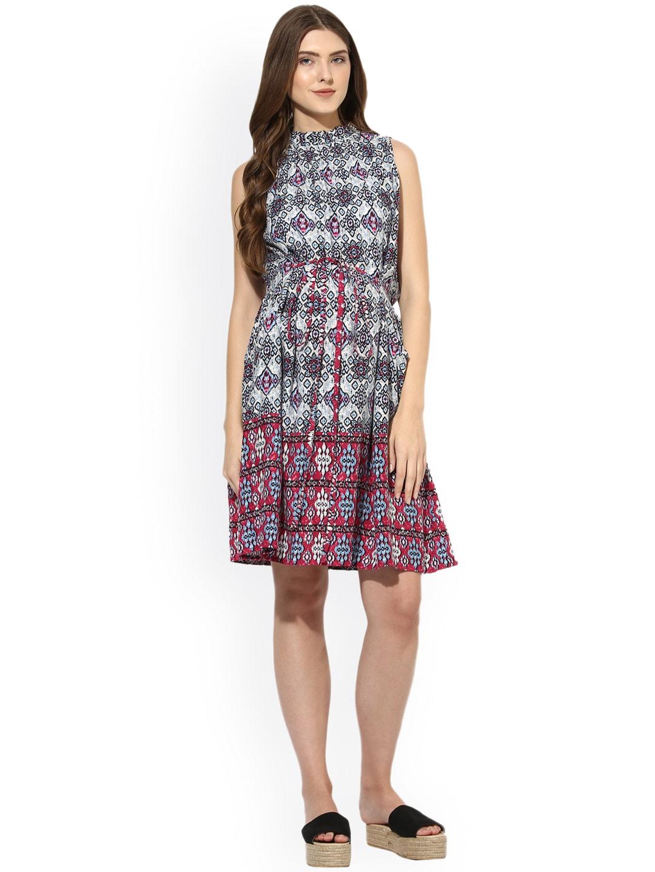 Maternity dresses buy pregnancy dresses online myntra ombrellifo Choice Image