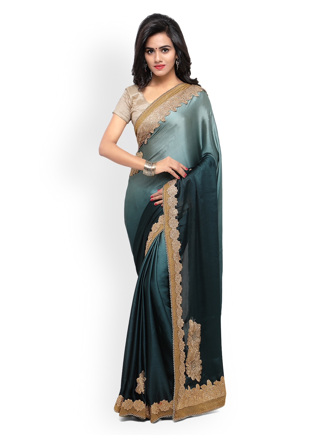 0278016a9f Satin Sarees Nightdresses - Buy Satin Sarees Nightdresses online in India