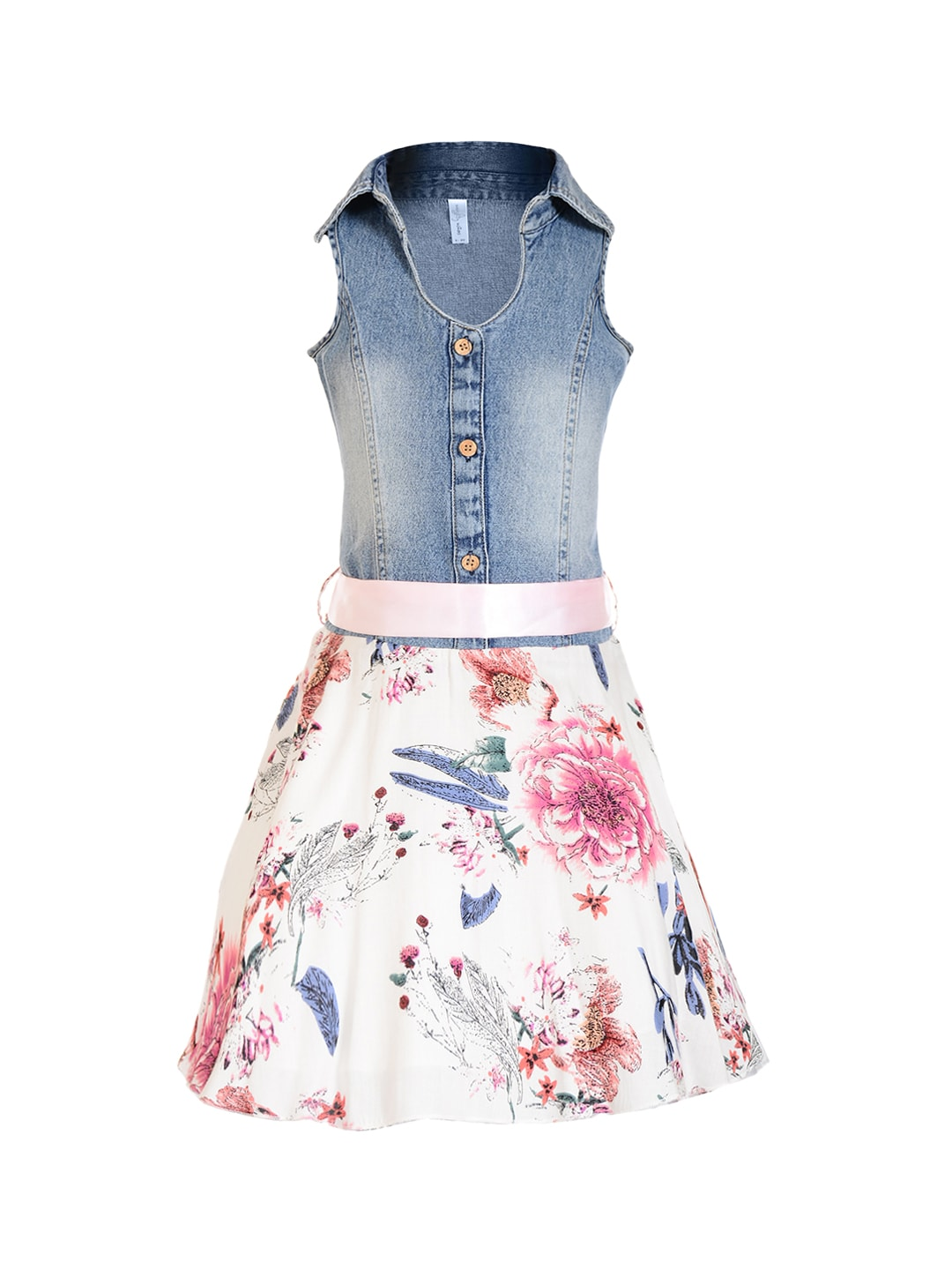 7a23e39f0eeec Girls Clothes - Buy Girls Clothing Online in India