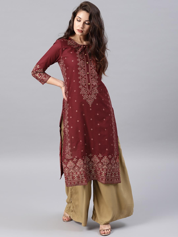 b8b67a8c355 Cotton Kurtas - Buy Cotton Kurta Online in India