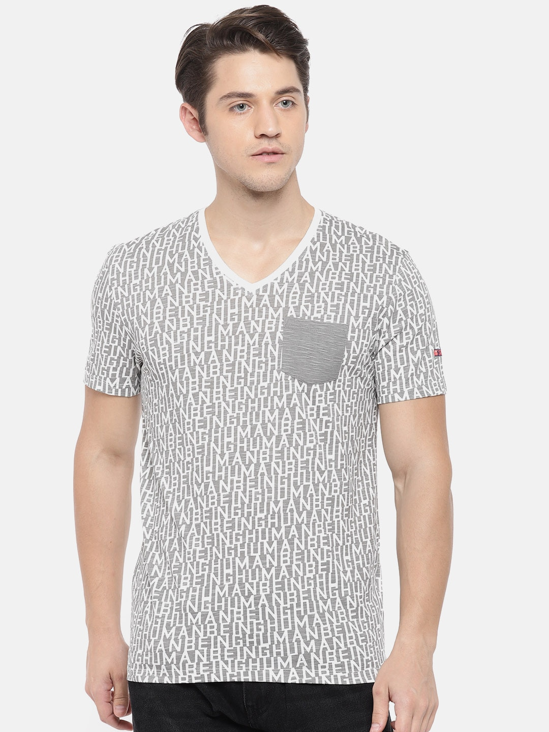 e63c4bc5cf3a Buy Being Human T-Shirts Online For Men At Myntra