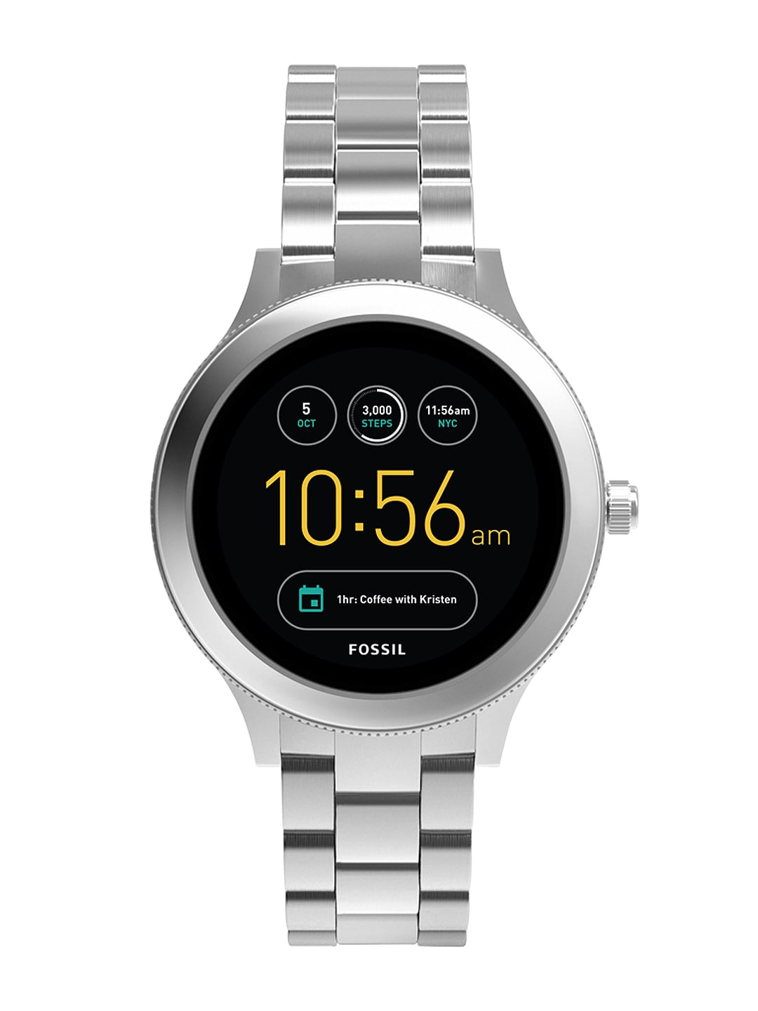 Fossil Smartwatch Shop For Smartwatches Online Myntra Q Marshal