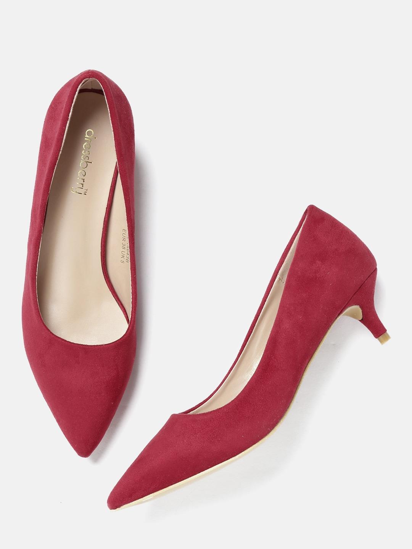 Pointed Toe Heels - Buy Pointed Toe Heels online in India 2ed6b826b