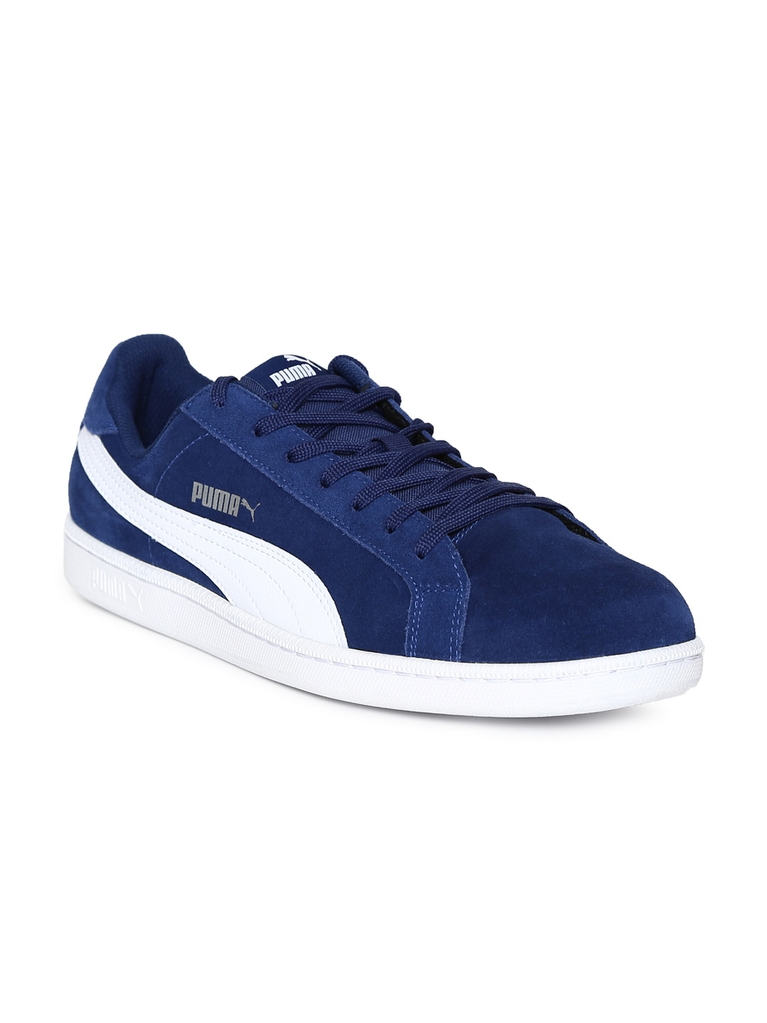 Puma Men Blue Smash SD Sneakers 2f0d8bd27