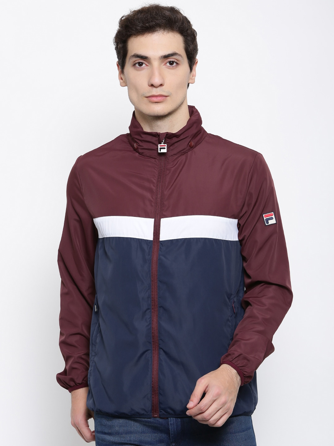 199699dc80aa Fila Rain Jackets Jacket - Buy Fila Rain Jackets Jacket online in India