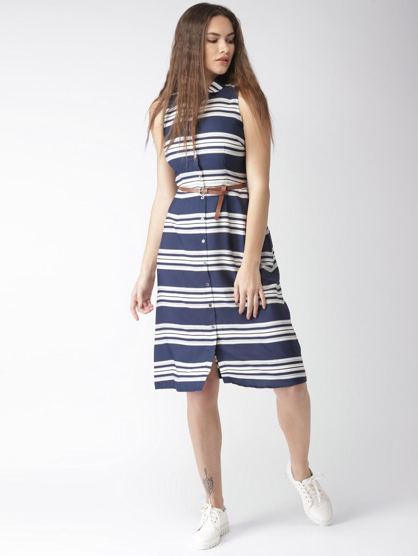 88aecacbec Shirt Dress - Buy Shirt Dress online in India