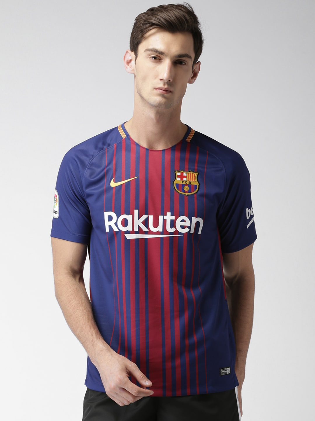 3fcebfcd15a1a Nike French Connection Fc Barcelona Jersey - Buy Nike French Connection Fc  Barcelona Jersey online in India