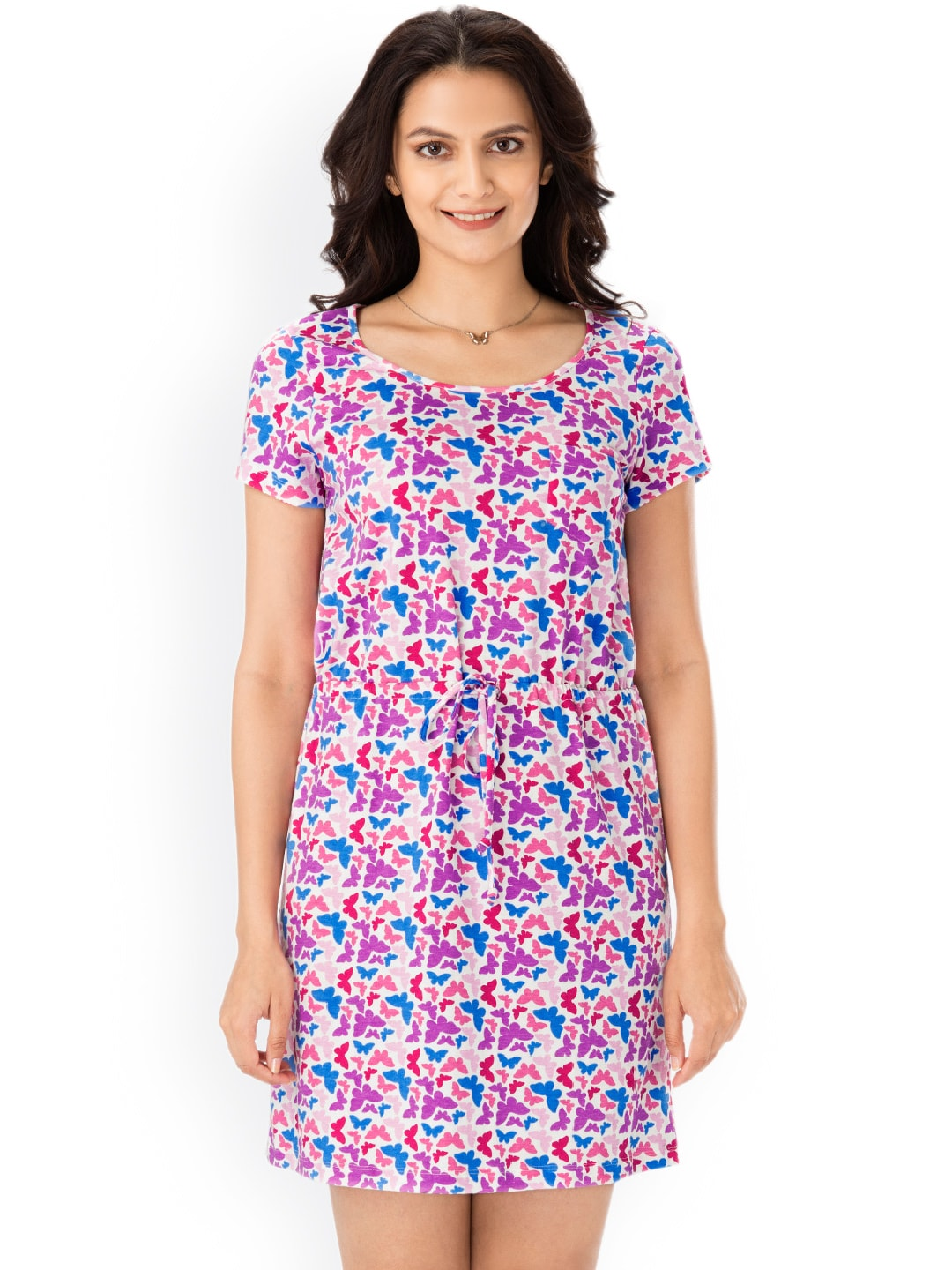 8fd43d179f Cotton Nightdresses - Buy Cotton Nightdresses Online in India