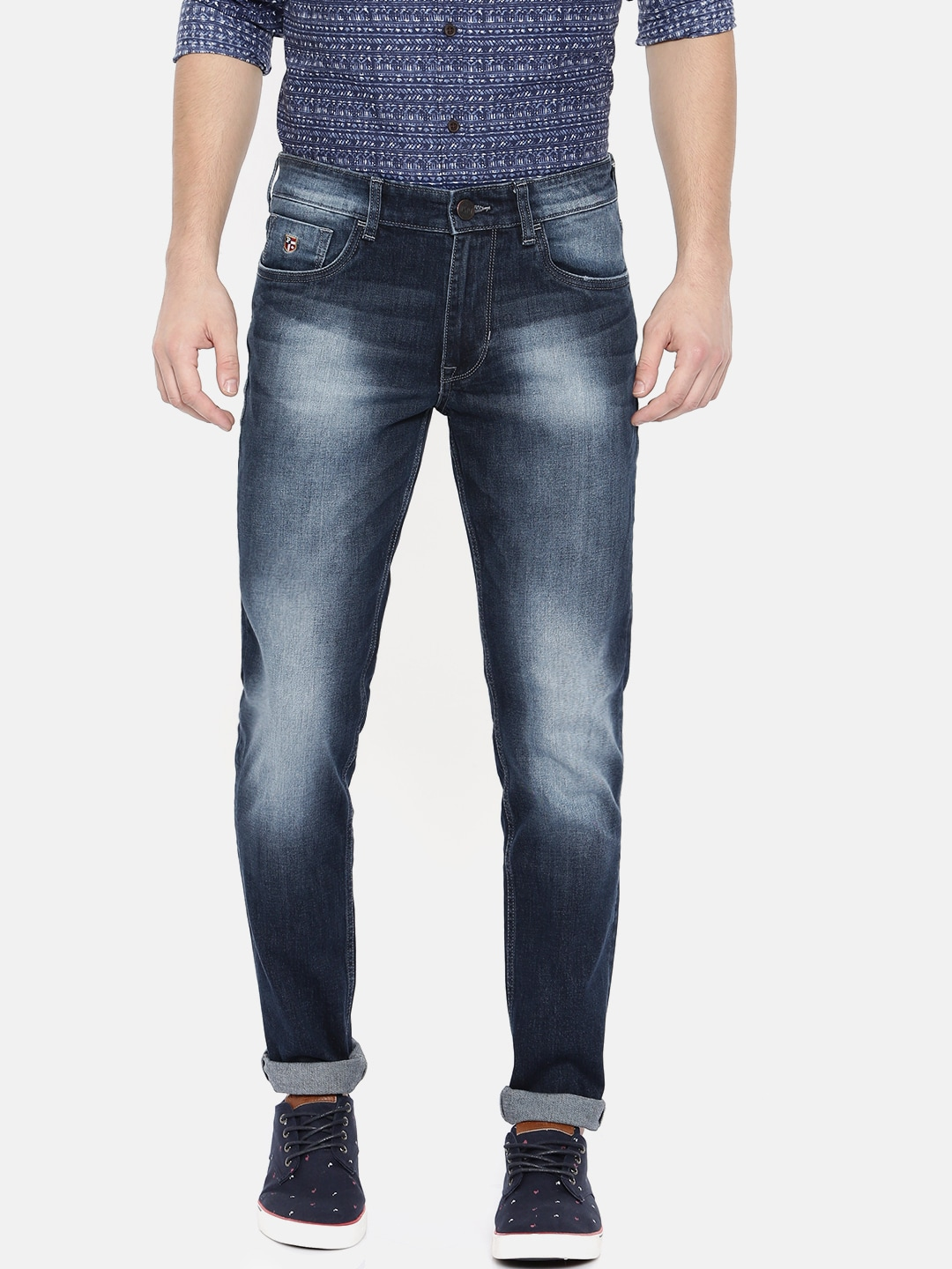 b6619d80 Men Jeans - Buy Jeans for Men in India at best prices | Myntra