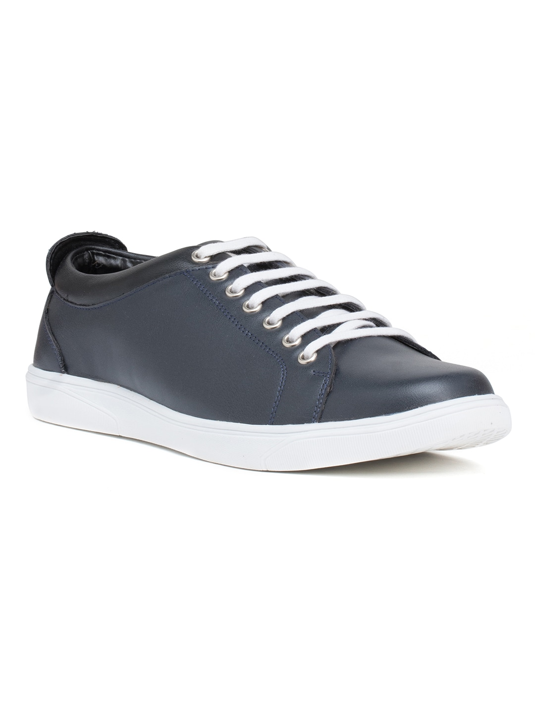 Navy Blue Blue Sneakers Casual Shoes - Buy Navy Blue Blue Sneakers Casual  Shoes online in India b8c58afb945