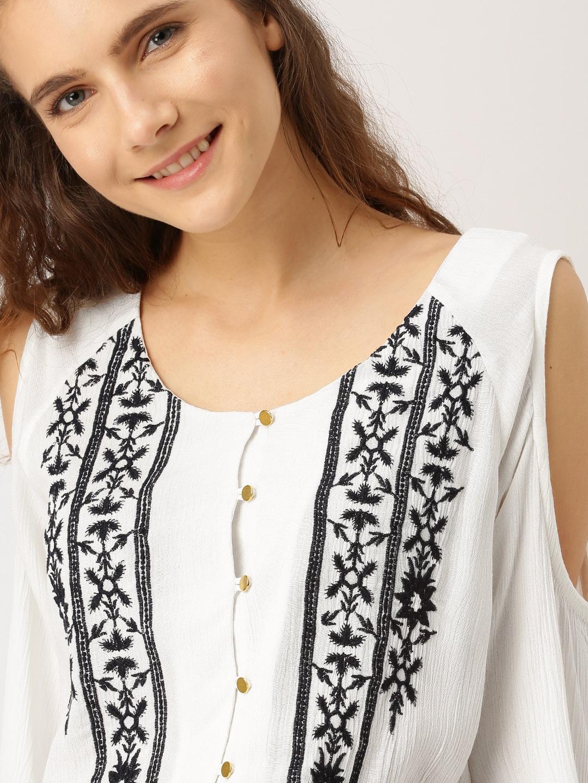 Off Shoulder Tops - Buy Off Shoulder Tops Online in India  76f97e005