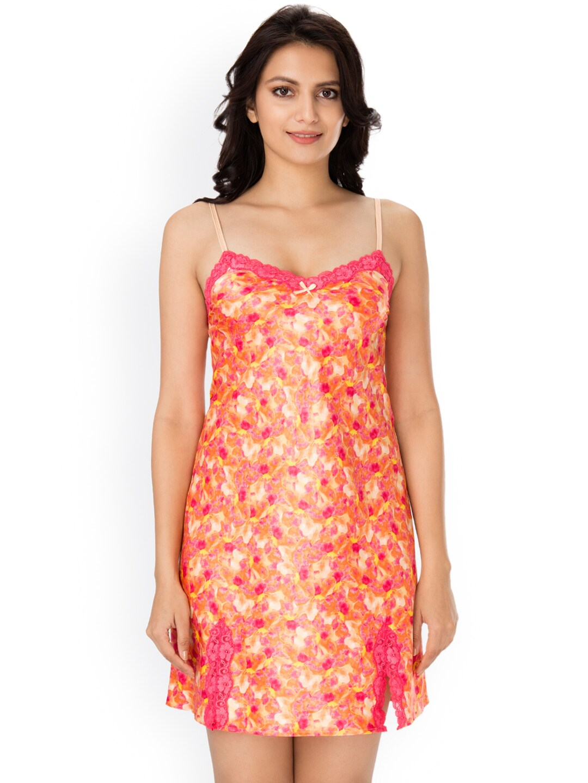 0acc11398a Prettysecrets Sleeveless Nightdresses - Buy Prettysecrets Sleeveless Nightdresses  online in India