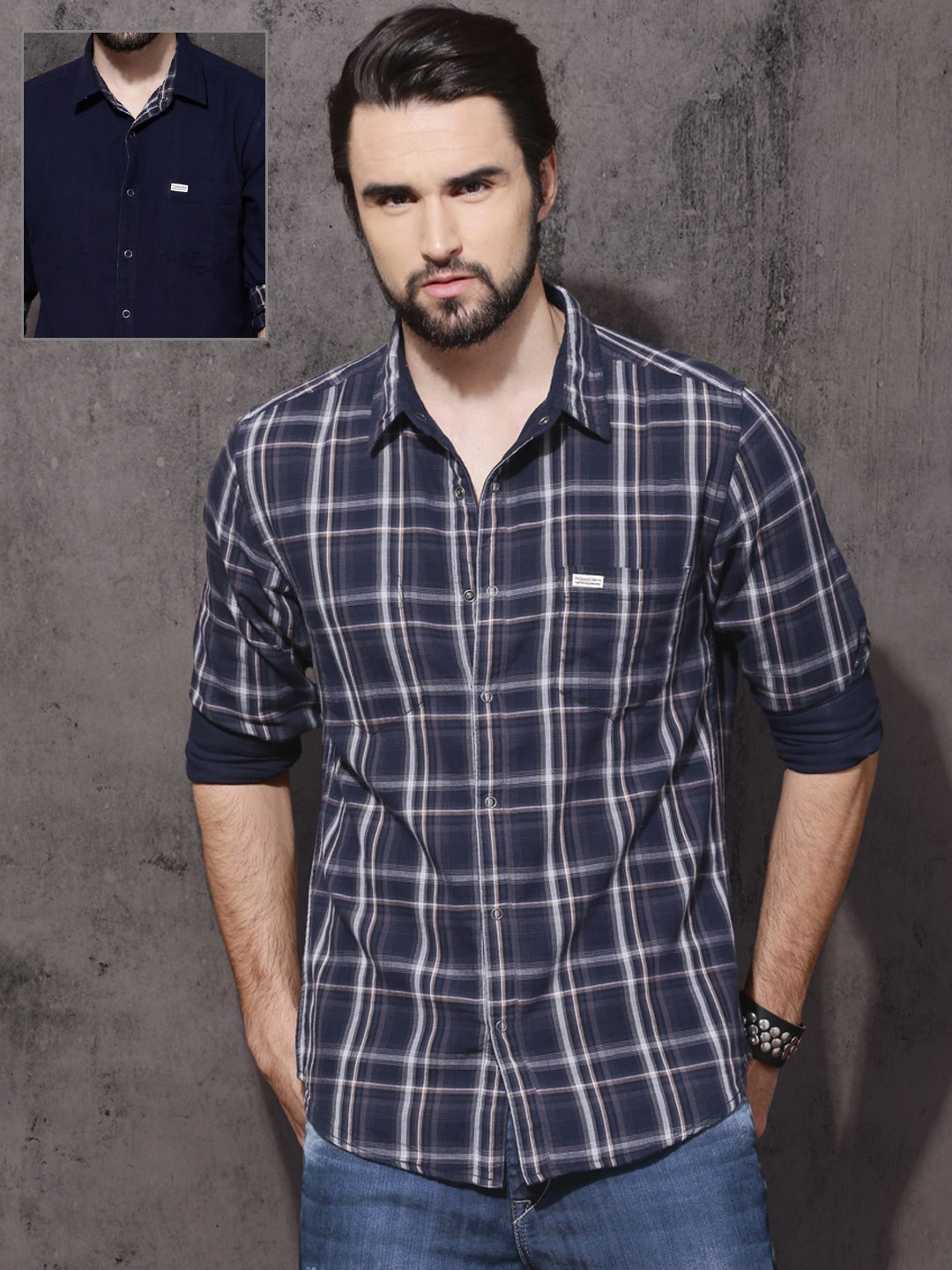 roadster casual shirts buy roadster casual shirts online in india