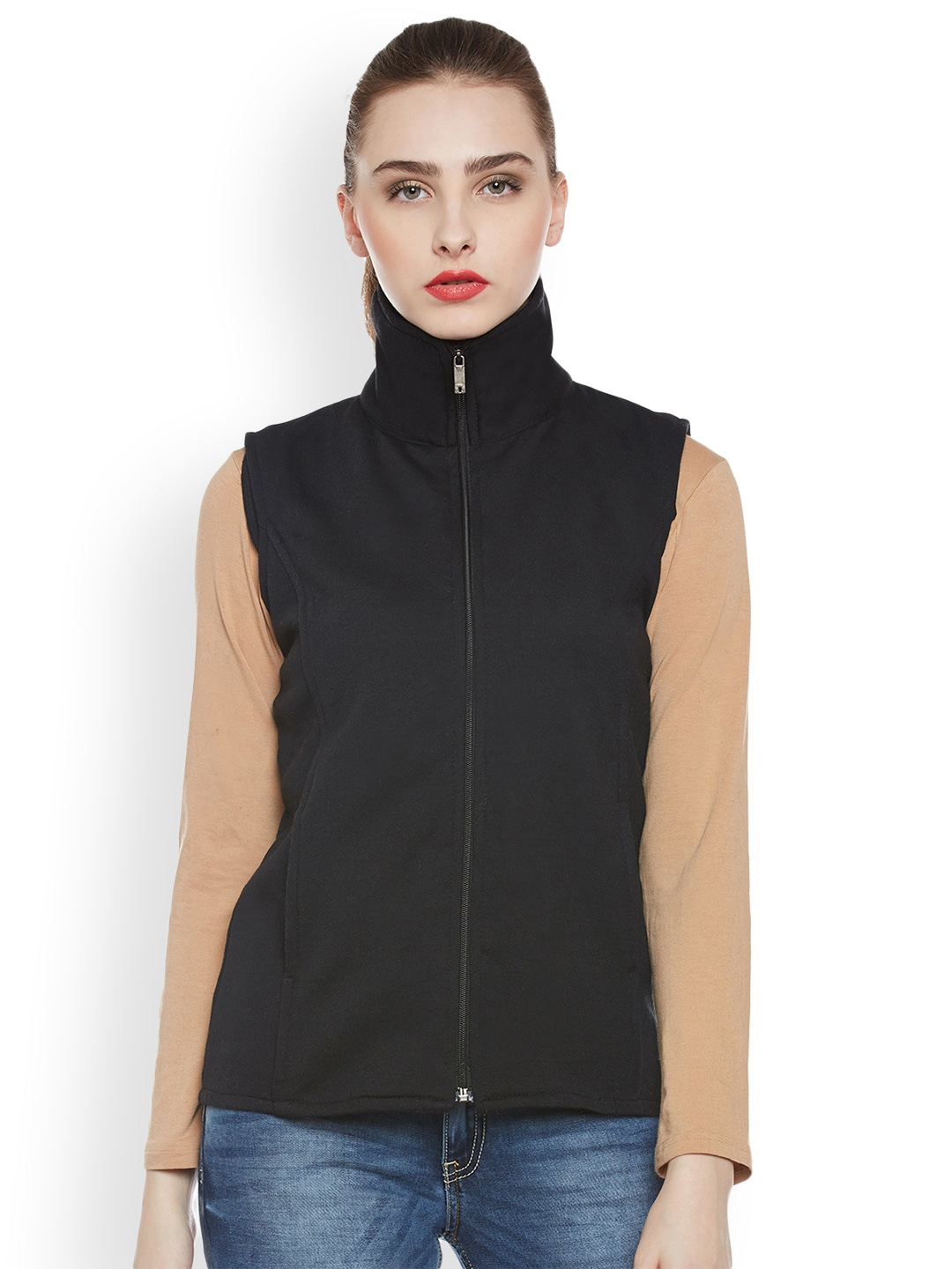 a432d4f1e411ee Black Brand Jackets - Buy Black Brand Jackets online in India