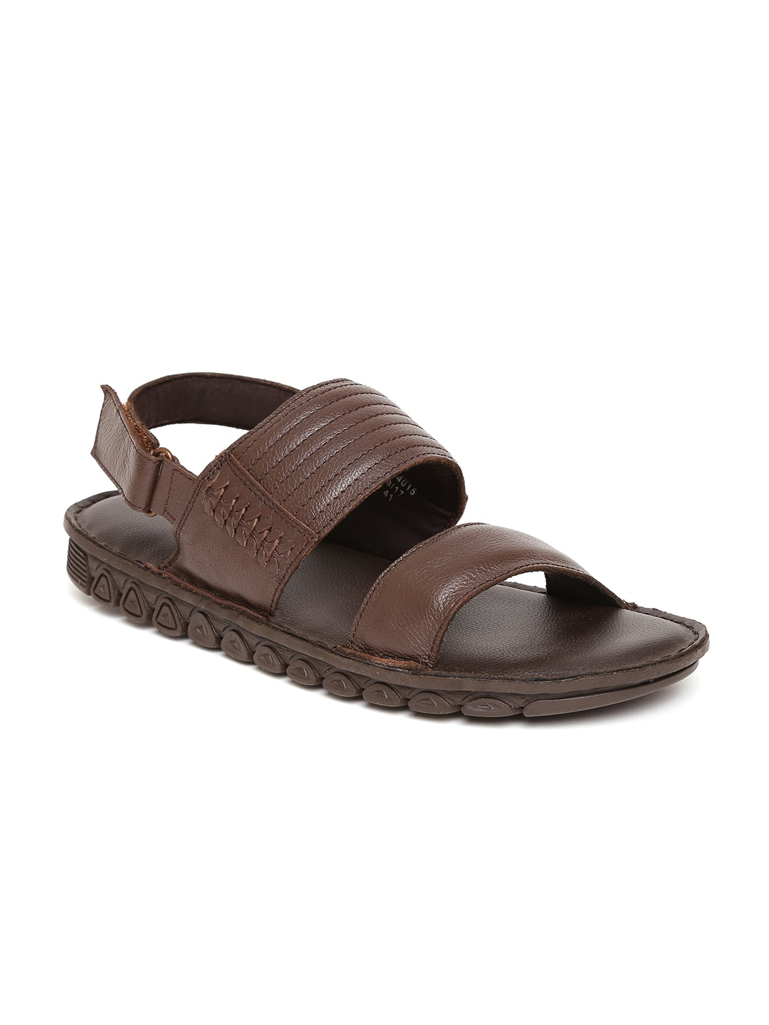 Brown Brown Leather Leather Bata Men Sandals Bata Brown Bata Men Men Sandals 8nmvN0w