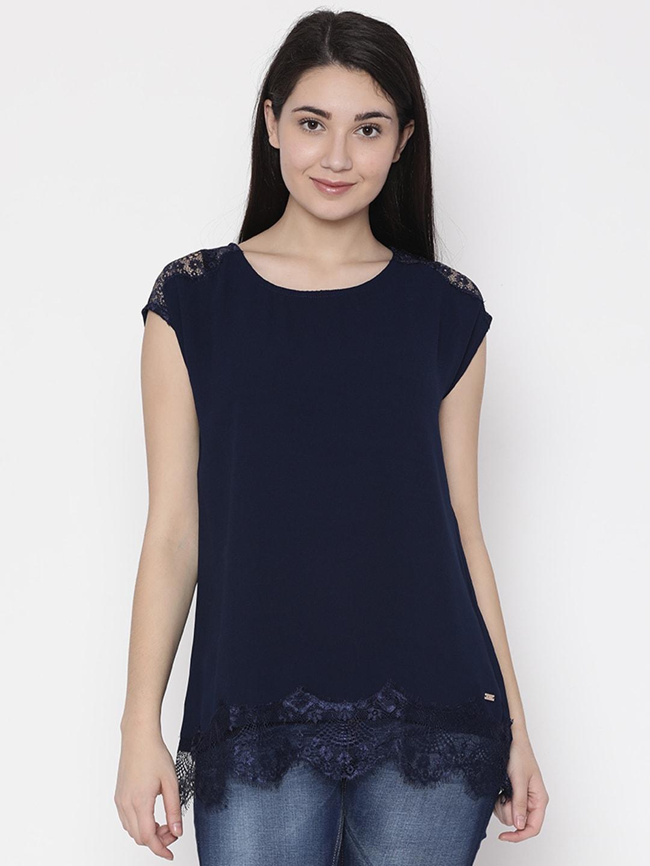 0564f5ad5b0f Tops - Buy Designer Tops for Girls & Women Online | Myntra