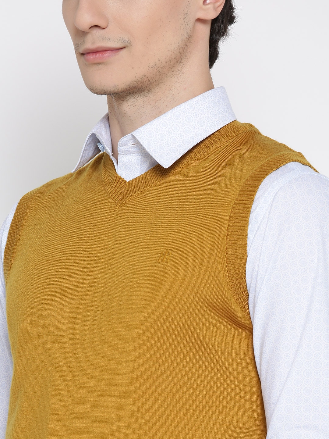 Raymond Solid Sweaters - Buy Raymond Solid Sweaters online in India