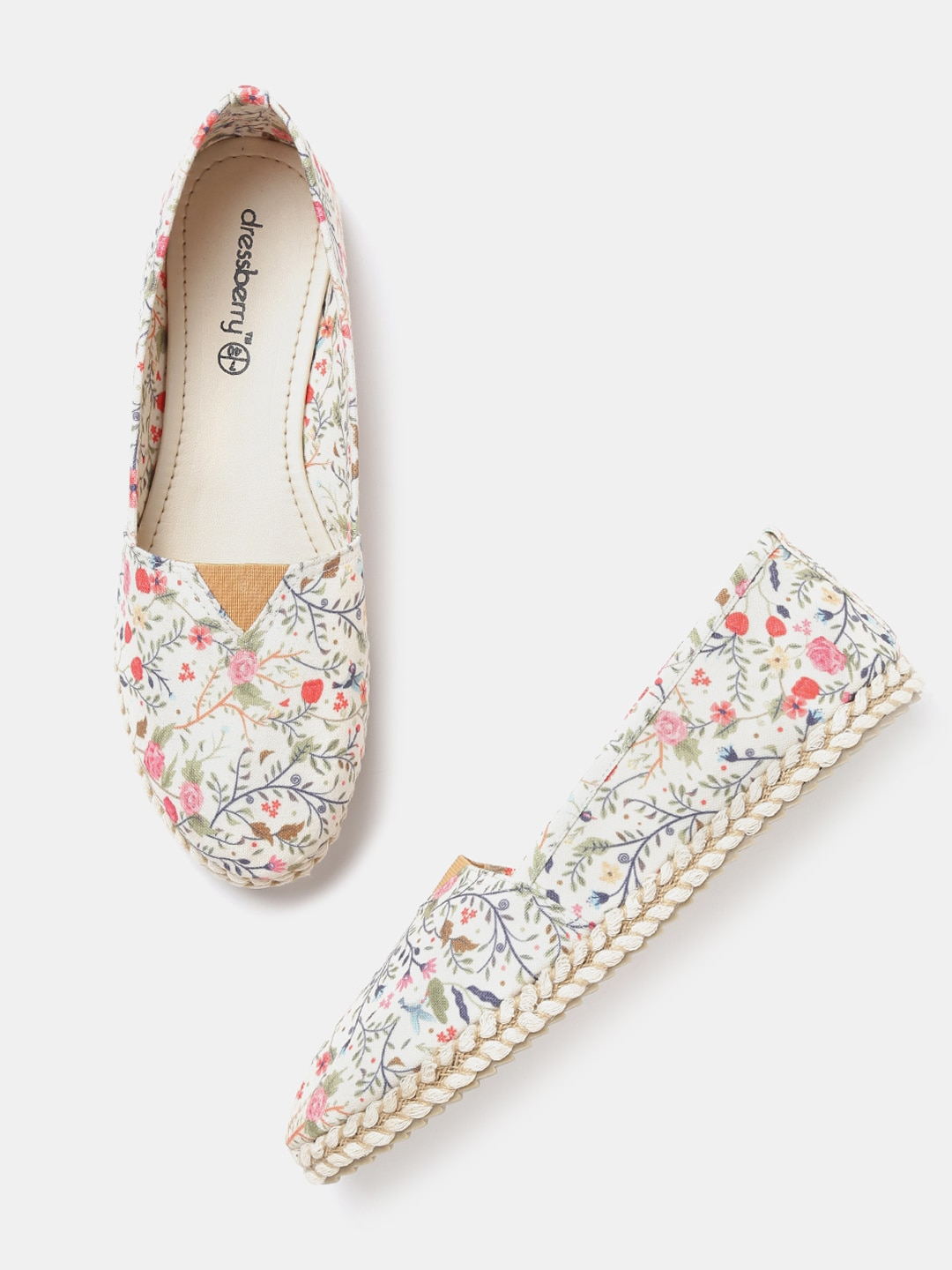 8053d2b984 Floral Shoes - Buy Floral Shoes online in India