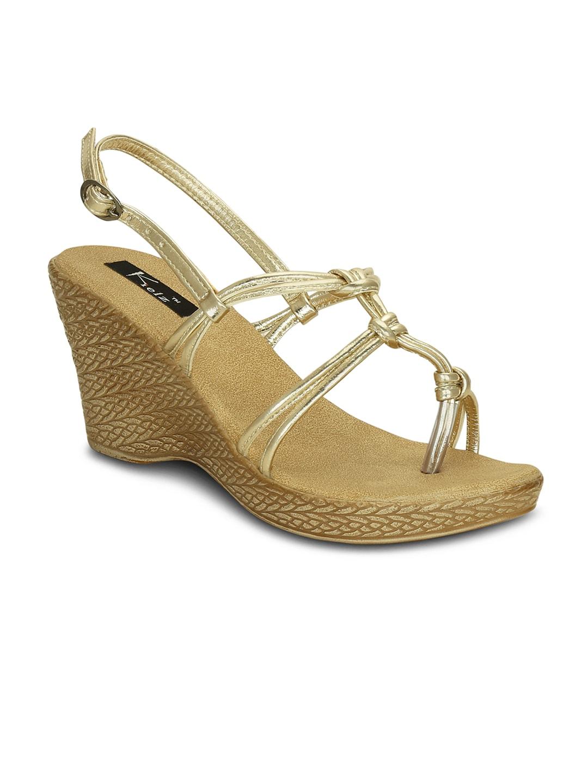 92aca761143 Wedges Sandal Sandals Heels - Buy Wedges Sandal Sandals Heels online in  India