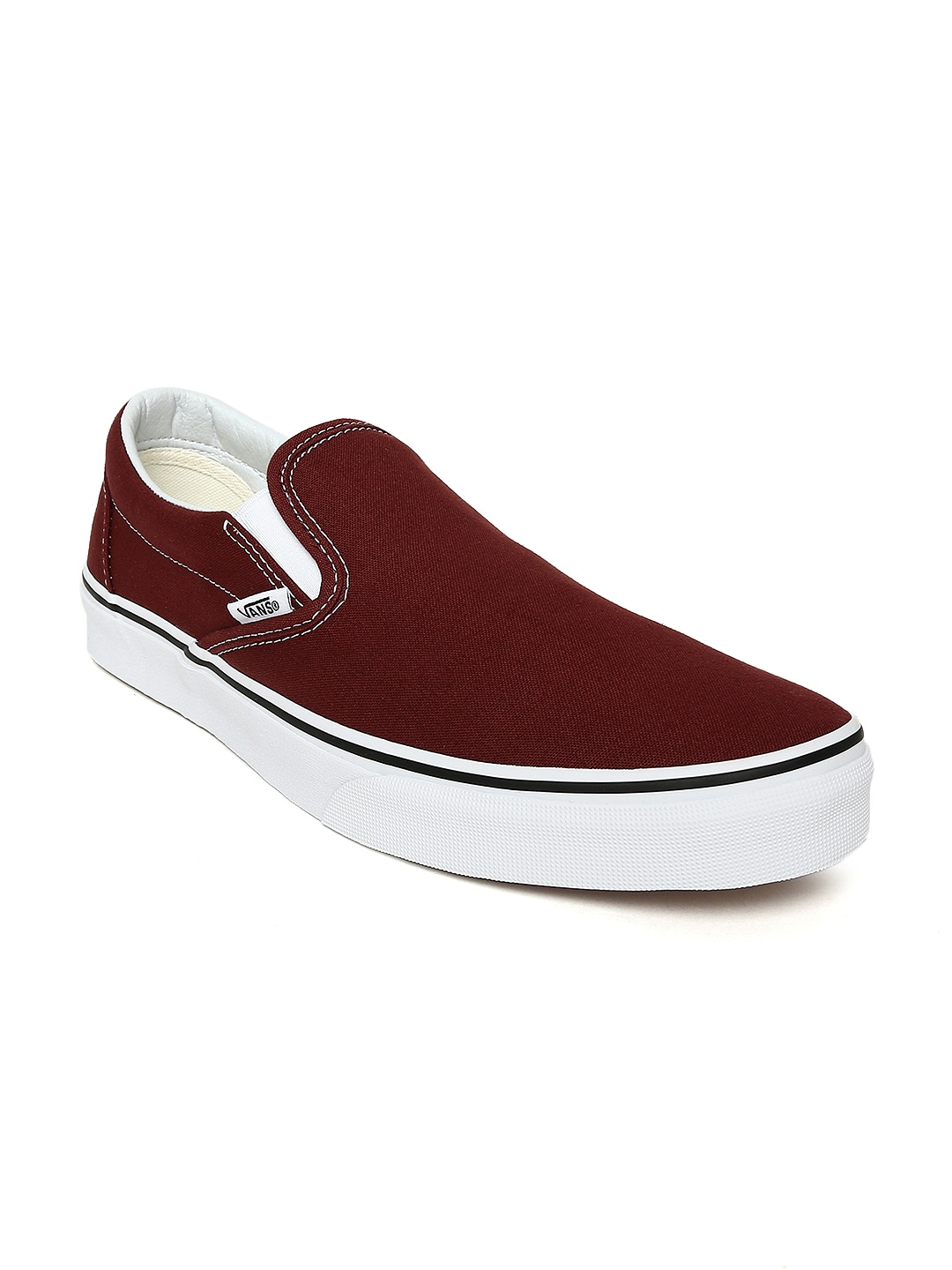 9c147abd8cb8ce Vans Maroon Shoes - Buy Vans Maroon Shoes online in India